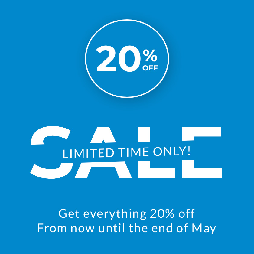 Don't miss out on the amazing Prophoto Blog 20% off sale